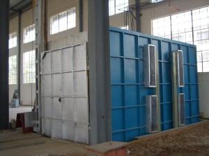 台车式电阻炉(升降炉)