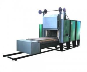 台车式电阻炉2