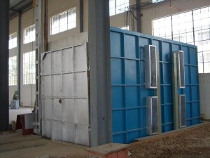 台车式电阻炉(升降炉